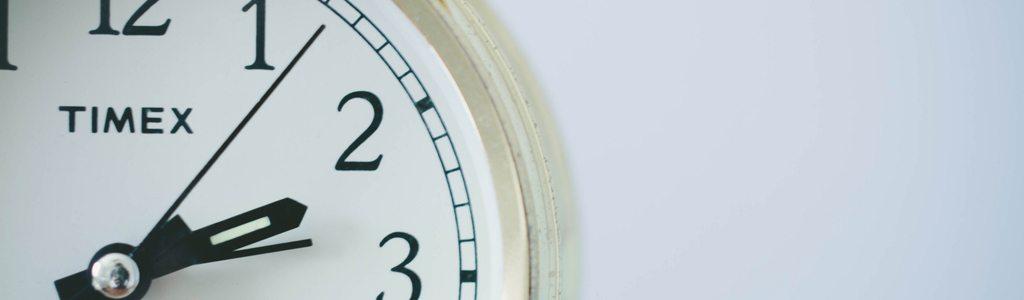 superar el cambio de hora
