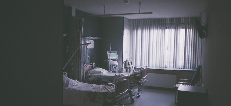 dormir en un hospital thb